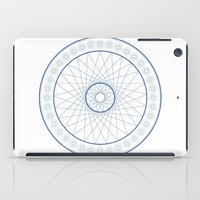 Anime Magic Circle 18 iPad Case