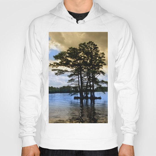 Cypress Trees Hoody