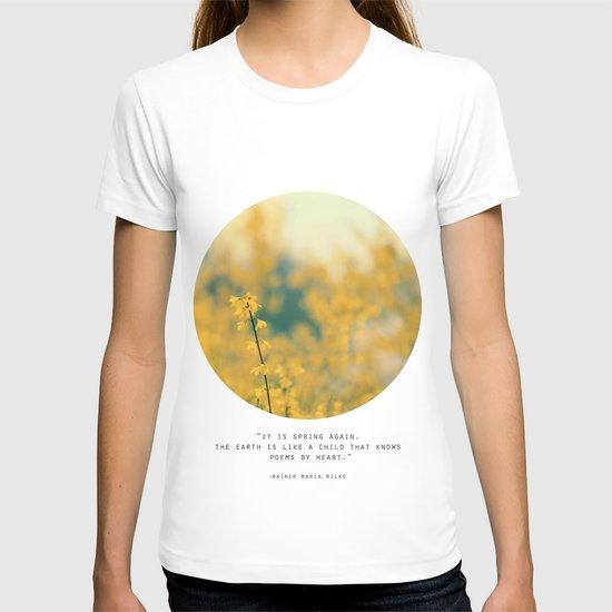 Forsythia T-shirt