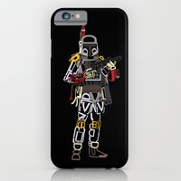 Boba Font iPhone 6 Slim Case