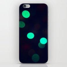 Green Spots iPhone & iPod Skin