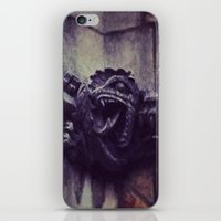 Gargoyle (Yale, CT) iPhone & iPod Skin