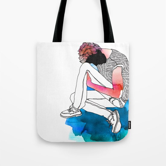 Young Liars 2 Tote Bag