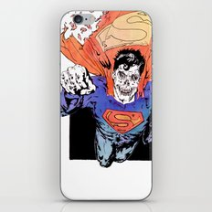 ZUPERMAN iPhone & iPod Skin