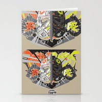 Nalubuff - the Fighters Stationery Cards