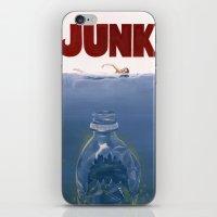 JUNK iPhone & iPod Skin