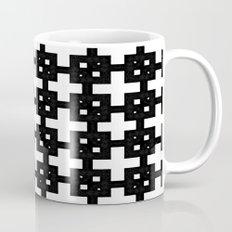 Telder Black & White Mug