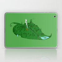 Full of Leaf Laptop & iPad Skin