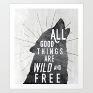 All Good Things... Art Print