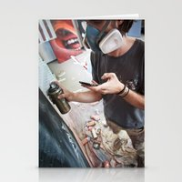 Matt Adnate, Berlin 2011 Stationery Cards