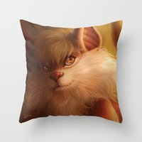 ThunderCats Collection - Snarf Throw Pillow
