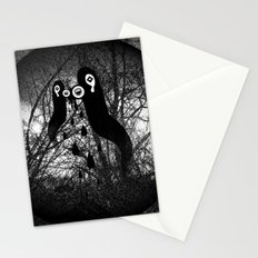 1000 days in the woods II Stationery Cards