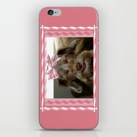 Smile, puppy, smile iPhone & iPod Skin