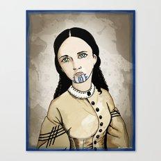 Olive Oatman Canvas Print