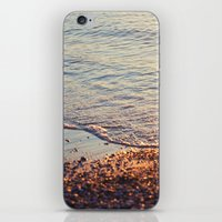 Sparkling sea iPhone & iPod Skin
