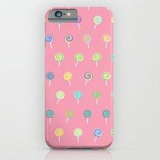 Cute Lollipop Pattern Slim Case iPhone 6s