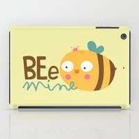 Bee Mine iPad Case