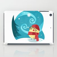 Winter Bird iPad Case