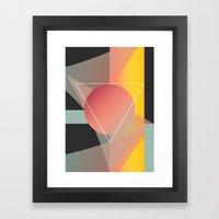 Objectum Framed Art Print
