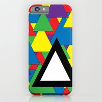iPhone & iPod Case featuring Triangles by zucker photo