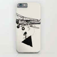 iPhone & iPod Case featuring The Catcher by RiversAreDeep
