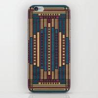 GeoAbstract iPhone & iPod Skin