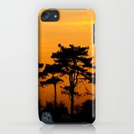Sunset Trees iPod touch Slim Case