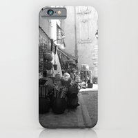 Cassis street iPhone 6 Slim Case