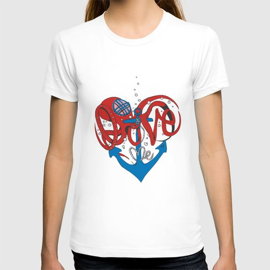 Deeply in Love T-shirt
