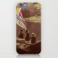 iPhone & iPod Case featuring The Dream by MAKI