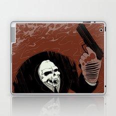 Monkey Skull Suit Laptop & iPad Skin