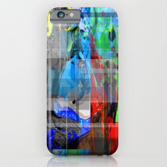The Mixing Of Paint  iPhone & iPod Case