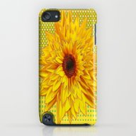 Contemporary All Yellow … iPod touch Slim Case