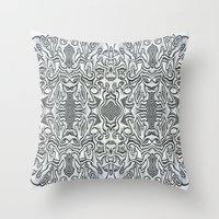 Total Protonic Reversal Throw Pillow