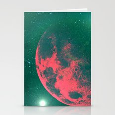 Cosmic Race. Stationery Cards