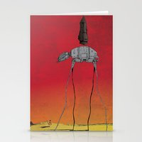 Les AT-AT's Stationery Cards