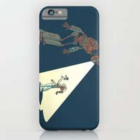 Robot Number 3 and Me iPhone 6 Slim Case