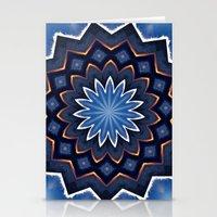 buddha Stationery Cards featuring Buddha by Julie Maxwell