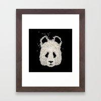 Ricebear Framed Art Print