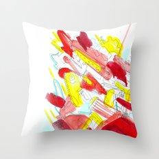 Things II Throw Pillow