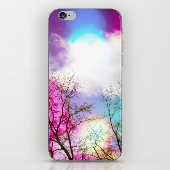 Flavored Skies  iPhone & iPod Skin