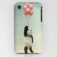 iPhone 3Gs & iPhone 3G Cases featuring pandaloons by vin zzep