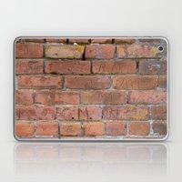 Initially Brick Laptop & iPad Skin