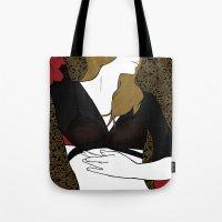 la femme 21 Tote Bag