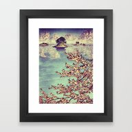 Watching Kukuyediyo Framed Art Print
