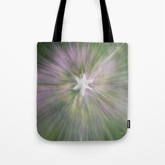 Light at the End of the Tunnel Tote Bag