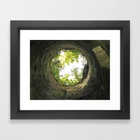 Into The Pit - Lismore T… Framed Art Print