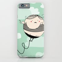 iPhone & iPod Case featuring Balloon Man by Maedchenwahn