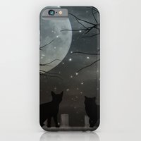iPhone & iPod Case featuring Fence Sitting by TaLins