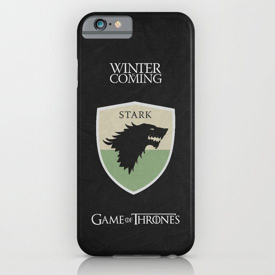 GAME OF THRONES 01 - V2 iPhone & iPod Case